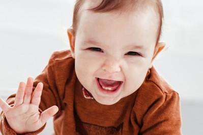 Ząbkowanie – 8 rad jak ulżyć dziecku