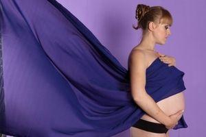 Bądź  piękna podczas ciąży!