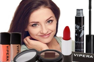 Kocham być kobietą! – Konkurs z kosmetykami VIPERA COSMETICS - WYNIKI!
