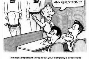 Dress Code – jak należy ubrać się do pracy