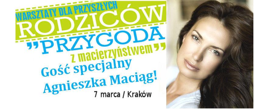 """Bezpłatne warsztaty """"Przygoda z macierzyństwem"""" już 7 marca w Krakowie. Zapraszamy!"""