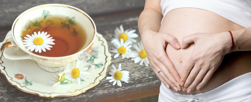 Zioła w ciąży - unikać, czy pić ze smakiem?
