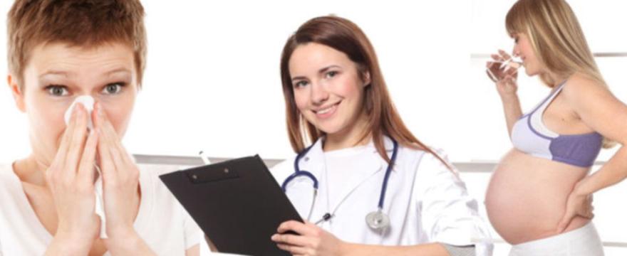 Jak odróżnić przeziębienie od grypy? – dr Alina Małmyszko – Czapkowicz