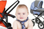 Wózki dla dzieci na jesień i zimę